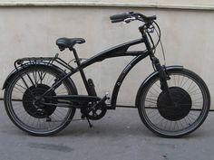 Tests - CUSTOMBRIGADE, le rendez vous des riders de velos Beach Cruisers, Lowrider, Chopper et autres Custom Bikes