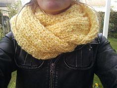 Patroon voor een sjaal.