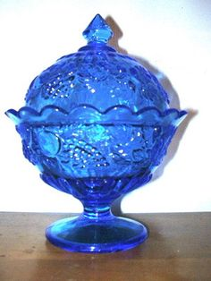Westmoreland Crystal Candy Dish