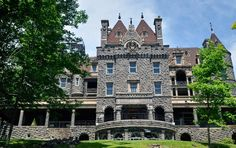 Boldt Castle in Alexandria Bay offers a unique love story in addition to a trip back in time.
