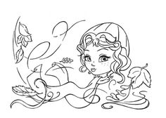 Adult Coloring Pages, Coloring Sheets, Medieval Princess, Red Ridding Hood, Dragon, Little Duck, Mermaid Coloring, Pencil And Paper, Snowy Day