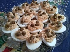 Party Finger Foods, Mousse, Antipasto, Egg Recipes, Waffles, Stuffed Mushrooms, Eggs, Favorite Recipes, Vegetables