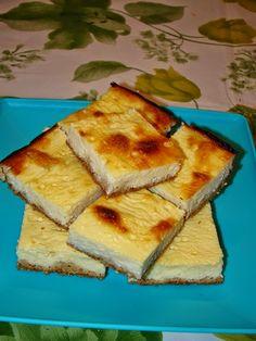 Cristina's world: Placinta cu branza - dukan style Dukan Diet, I Foods, Cornbread, Deserts, Health Fitness, Cooking, Healthy, Ethnic Recipes, Cakes