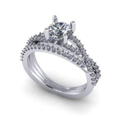 our latest elegant pave engagement ring, created by Omori Diamonds in Winnipeg. Pave Ring, Diamonds, Journal, Engagement Rings, Elegant, Jewelry, Enagement Rings, Classy, Wedding Rings