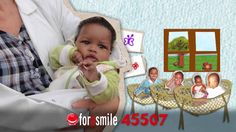 Dal 22 dicembre 2013 al 4 gennaio 2014 dona 2€ a For a Smile per costruire un reparto materno/infantile del Cottolengo Mission Hospital di Chaaria (Kenya).