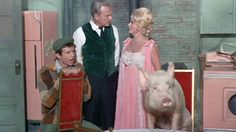 Arnold The Pig Green Acres Back In Those Days Women