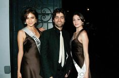 Our lovely ladies with Adrian Grenier at the Cartier event. Adrian Grenier, Promotional Model, Brand Ambassador, Bartender, Cartier, Celebrity, Events, Models, Lady