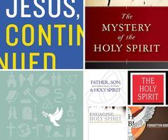 About a year ago, a coworker of mine asked me to recommend some books on the Holy Spirit. I said I'd give it some thought, but then I realized… I was stumped at first! One of the areas of my library that is weakest is on books concerning the Holy Spirit—who he is, what he …