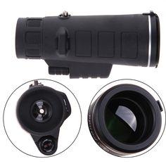 High Quality Handheld 35x50 Night Vision Adjustable Monocular Travel Telescope