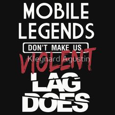 Mobile Legends Shirt