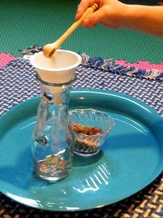 Montessori Pouring