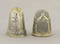 In the sixteenth century, bridegrooms often gave their brides richly decorat