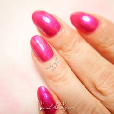 Why Don't All Colours Look Good On Everyone? - http://nailtheday.com/2015/05/dont-colours-look-good-everyone/