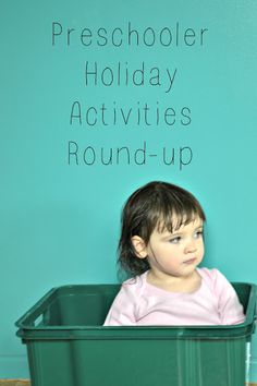 ThriftyGifty: Preschooler School Holiday Activities roundup