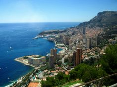 Monaco.  My boyfriend wants to go to see the Indy race.  Me?  Well, isn't it obvious?