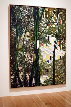 Painting Trees, Love Painting, Contemporary Artists, Modern Art, Peter Doig, City Drawing, Edvard Munch, Urban Landscape, Art Plastique