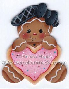 Ginger Heart Cookie (Pamela House) PDF download
