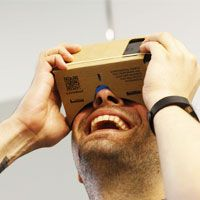 Turn your Android based mobile phone into a magical device with Virtual reality viewer. Want this magical box? Go and get it at getcardboard.in. Be the magician and show the magic of virtual reality to the world!