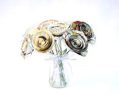 Cinderella Nursery Decor or Wedding Bouquet by AnthologyOnMain, $48.00