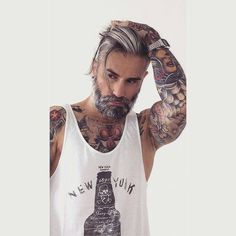 cut & beard ✃