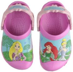 crocs disney princess - Google Search