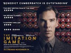 I'm hoping this movie wins  Benedict Cumberbatch an Oscar!  See my movie review at http://moviereviewmaven.blogspot.com/2015/01/the-imitation-game-is-real-deal.html