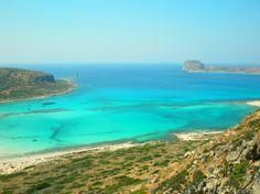 Balos Lagoon , Crete