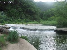 Bull Creek - amazing dog park in Austin, TX