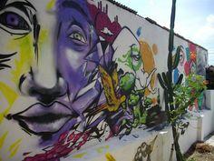 Street Art By Mavik - Recife (Brazil)