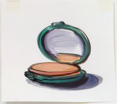 Compact (Face Powder) by Lisa Milroy » Shop » Drawing Room
