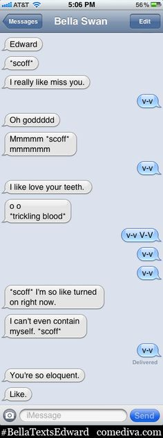 Texts from Bella Swan