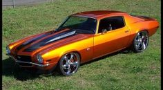 1970 Chevrolet Camaro SS | Muscle Car