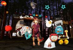 Aubrey Monday: The Origami Event 2015