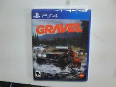 Gravel (Sony PlayStation 4, 2018) PS4 Game BRAND NEW/ Region Free: $56.95 End Date: Friday Mar-30-2018 20:58:16 PDT Buy It Now for only:…