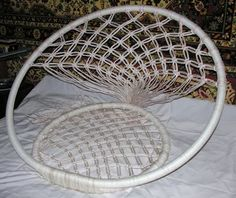 Weave hanging chair. MK. Discussion on LiveInternet - Russian Service Online Diaries