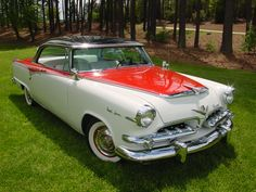 1955 Dodge..Re-Pin brought to you by#HouseofInsurance #EugeneInsurance #Oregon