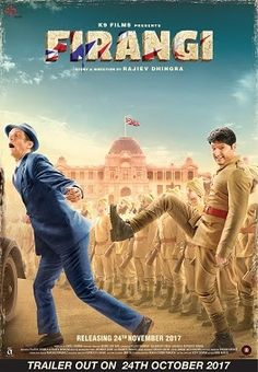 Firangi is a Hindi movie starring Kapil Sharma and Ishita Dutta in prominent roles. Set in it is a comedy-drama directed by Rajeev Dhingra, with Kapil Sharma as the producer, forming part of the crew. Brisbane, Perth, Melbourne, Sydney, Imdb Movies, Comedy Movies, 2017 Movies, Net Movies, Movies Box