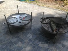 Outdoorgrill 80cm