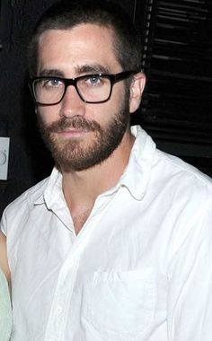 480dab344e Jake Gyllenhaal from Celebs Are Gorgeous in Glasses