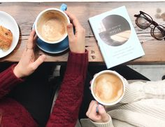 Don't worry, be hygge! Enter our sweeps for a chance to win a set of cozy reads: http://bit.ly/2l8H15B