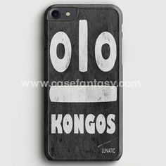 Cover Olo Kongos iPhone 7 Case | casefantasy