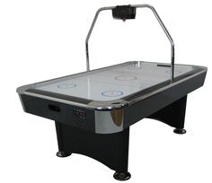 Strikeworth Pro Ice Deluxe 7 foot Air Hockey Table, ive always wanted one in my future home