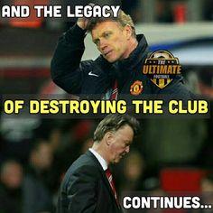 R.I.P Manchester United...