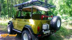 Тюнинг УАЗ от Offroad Group