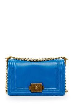 Donna Bella Brooklyn Leather Crossbody Bag