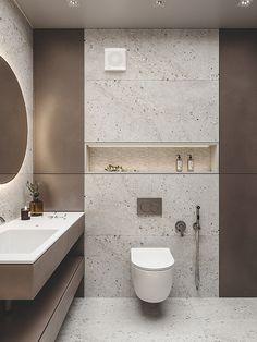 Bathroom Plans, Wc Bathroom, Bathroom Hacks, Laundry In Bathroom, Small Bathroom Layout, Modern Bathroom Design, Bathroom Interior Design, Wc Public, Minimalist Small Bathrooms