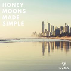 Luna Moons is a free website that allows you to design, plan, and book your honeymoon. Choose from itineraries designed by our travel experts or customize your own! Honeymoon Tips, Luna Moon, Free Website, Us Travel, Design Your Own, How To Plan, Book, Beach, Water