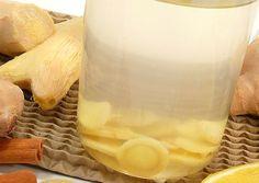 agua aromatizada receita