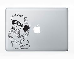 Kakashi laptop decal