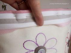 Ježikůže HandMade: Velká jarní taška - návod Tattoos, Handmade, Bags, Scrappy Quilts, Handbags, Tatuajes, Hand Made, Tattoo, Tattos